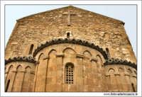 Caltanissetta. Chiesa di Santo Spirito. Particolare dell'abside.2  - Caltanissetta (2621 clic)