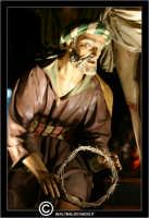 Caltanissetta. Settimana Santa a Caltanissetta. Anno 2006. Giovedi' Santo a Caltanissetta.  Processioni, gruppi sacri, maestranza, giovedi santo, Biangardi, vare, vara, Pasqua, Caltanissetta.    - Caltanissetta (1860 clic)