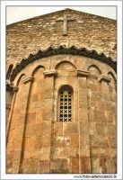 Caltanissetta. Chiesa di Santo Spirito. Particolare dell'abside.3  - Caltanissetta (2221 clic)