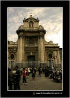 Catania: Basilica Santuario del Carmine. Anno di costruzione 1773.  - Catania (2128 clic)