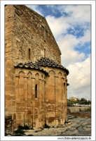 Caltanissetta. Chiesa di Santo Spirito. Particolare dell'abside.4  - Caltanissetta (2576 clic)