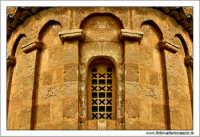 Caltanissetta. Chiesa di Santo Spirito. Particolare dell'abside.5  - Caltanissetta (2681 clic)