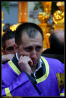 Caltanissetta: Settimana Santa a Caltanissetta 2009. Cristo Nero. Processione del Cristo Nero a Caltanissetta. Processione del Venerdi' Santo a Caltanissetta. Photo Walter Lo Cascio www.walterlocascio.it  - Caltanissetta (4024 clic)