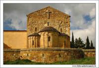 Caltanissetta. Chiesa di Santo Spirito. Particolare dell'abside.6  - Caltanissetta (2919 clic)