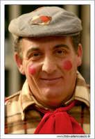 Agira. Carnevale di Agira. Edizione 2006. Don Filippo in maschera.  - Agira (1359 clic)