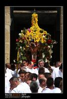 Mazzarino - Festa del SS. Crocifisso dell'Olmo. Signore dell'Olmo. Anno 2010. Foto Walter Lo Cascio. www.walterlocascio.it   - Mazzarino (5678 clic)