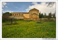 Caltanissetta. Chiesa di Santo Spirito. Particolare dell'abside.7  - Caltanissetta (2651 clic)