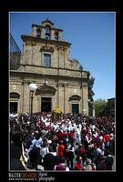 Mazzarino - Festa del SS. Crocifisso dell'Olmo. Signore dell'Olmo. Anno 2010. Foto Walter Lo Cascio. www.walterlocascio.it   - Mazzarino (4568 clic)