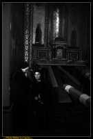 Caltanissetta: Settimana Santa a Caltanissetta 2009. Cristo Nero. Processione del Cristo Nero a Caltanissetta. Processione del Venerdi' Santo a Caltanissetta. Photo Walter Lo Cascio www.walterlocascio.it  - Caltanissetta (3908 clic)