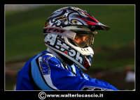San Cataldo Nuovo crossodromo, sito in Contrada Mimiani vicino alla Stazione Ferroviaria. Motocross, motociclette, acrobazie in motocicletta, moto cross. Domanica 16 Marzo 2008.  - San cataldo (2084 clic)