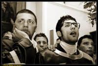 Caltanissetta: Settimana Santa a Caltanissetta 2009. Cristo Nero. Processione del Cristo Nero a Caltanissetta. Processione del Venerdi' Santo a Caltanissetta. Photo Walter Lo Cascio www.walterlocascio.it  - Caltanissetta (4090 clic)