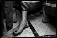 Caltanissetta: Settimana Santa a Caltanissetta 2009. Cristo Nero. Processione del Cristo Nero a Caltanissetta. Processione del Venerdi' Santo a Caltanissetta. Photo Walter Lo Cascio www.walterlocascio.it  - Caltanissetta (3574 clic)