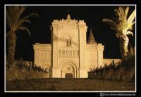 Agira: Chiesa Reale Abbazia by night.  - Agira (3120 clic)