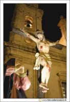 Caltanissetta: Settimana Santa. Giovedì Santo. La vara de La Crocifissione Particolare.  - Caltanissetta (3321 clic)