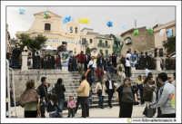 Cerda: Sagra del Carciofo 25 Aprile 2005. La piazza di Cerda.  - Cerda (7515 clic)