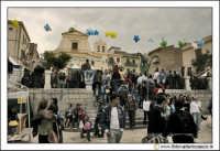 Cerda: Sagra del Carciofo 25 Aprile 2005. La piazza di Cerda #2  - Cerda (5398 clic)