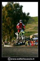San Cataldo Nuovo crossodromo, sito in Contrada Mimiani vicino alla Stazione Ferroviaria. Motocross, motociclette, acrobazie in motocicletta, moto cross. Domanica 16 Marzo 2008.  - San cataldo (1735 clic)