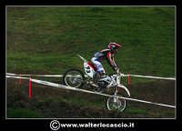 San Cataldo Nuovo crossodromo, sito in Contrada Mimiani vicino alla Stazione Ferroviaria. Motocross, motociclette, acrobazie in motocicletta, moto cross. Domanica 16 Marzo 2008.  - San cataldo (1539 clic)