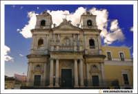 Acireale: Chiesa di San Domenico. (neoclassico sec. XVI- XVIII). Facciata principale.  - Acireale (2688 clic)