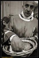 Caltanissetta: Settimana Santa a Caltanissetta 2009. Cristo Nero. Processione del Cristo Nero a Caltanissetta. Processione del Venerdi' Santo a Caltanissetta. Photo Walter Lo Cascio www.walterlocascio.it  - Caltanissetta (3899 clic)
