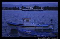 Mondello : Barche all'alba.  - Mondello (2365 clic)