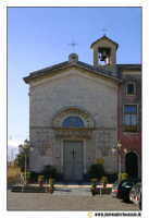 Acireale: Chiesa di San Biagio. Architettura francescana sec. XVI - XVII  - Acireale (3149 clic)