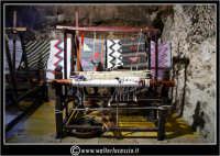 Sperlinga. Il telaio per tessere i tappeti artigianali.   - Sperlinga (6485 clic)