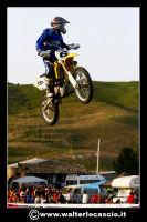 San Cataldo Nuovo crossodromo, sito in Contrada Mimiani vicino alla Stazione Ferroviaria. Motocross, motociclette, acrobazie in motocicletta, moto cross. Domanica 16 Marzo 2008.  - San cataldo (1592 clic)
