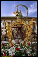 Caltanissetta: Settimana Santa a Caltanissetta 2009. Giovedi Santo a Caltanissetta. LE VARE.  Photo Walter Lo Cascio www.walterlocascio.it   - Caltanissetta (3813 clic)