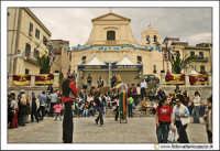 Cerda: Sagra del Carciofo 25 Aprile 2005. La piazza di Cerda in festa.  - Cerda (3490 clic)