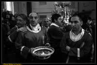 Caltanissetta: Settimana Santa a Caltanissetta 2009. Cristo Nero. Processione del Cristo Nero a Caltanissetta. Processione del Venerdi' Santo a Caltanissetta. Photo Walter Lo Cascio www.walterlocascio.it  - Caltanissetta (3652 clic)