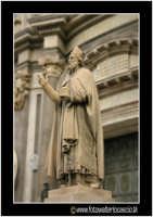 Catania: Statua di S. Evaristo.  - Catania (1844 clic)