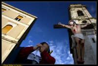 Caltanissetta: Settimana Santa a Caltanissetta 2009. Giovedi Santo a Caltanissetta. LE VARE.  Photo Walter Lo Cascio www.walterlocascio.it   - Caltanissetta (3924 clic)