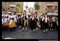 Leonforte: Sagra della pesca nel sacchetto. Edizione 2004. Balli folkloristici siciliani.  - Leonforte (21085 clic)