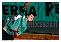 Caltanissetta: Tennis Club Villa Amedeo Caltanissetta. Torneo Internazionale di Tennis Citta' di Caltanissetta FUTURE Xa edizione - 08/16 Marzo 2008, Il tennista Davide Sanguinetti. Foto Walter Lo Cascio    - Caltanissetta (1397 clic)