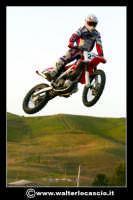 San Cataldo Nuovo crossodromo, sito in Contrada Mimiani vicino alla Stazione Ferroviaria. Motocross, motociclette, acrobazie in motocicletta, moto cross. Domanica 16 Marzo 2008. Foto Walter Lo Casciio www.walterlocascio.it  - San cataldo (1515 clic)