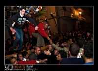 Barrafranca. U Trunu 2010. Foto Walter Lo Cascio. www.walterlocascio.it  - Barrafranca (3723 clic)
