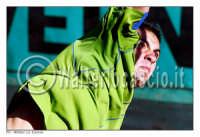 Caltanissetta: Tennis Club Villa Amedeo Caltanissetta. Torneo Internazionale di Tennis Citta' di Caltanissetta FUTURE Xa edizione - 08/16 Marzo 2008, Il tennista Davide Sanguinetti. Il Vincitore del torneo Gianluca Naso. Foto Walter Lo Cascio    - Caltanissetta (1416 clic)