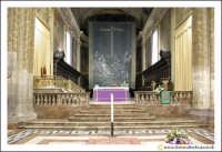 Acireale: BAsilica Cattedrale Maria S.S. Annunziata (sec. XVII - XVIII). Interno. Altare.  - Acireale (3748 clic)