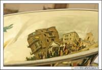 Cerda: Sagra del Carciofo 25 Aprile 2005. La piazza vista da un trobone.  - Cerda (3877 clic)