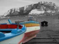 Barche a Mondello.  - Mondello (2763 clic)