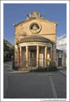 Acireale: Chiesa di Santa Maria dell'indirizzo. (neoclassico sec. XVIII) realizzata dall'Architetto Stefano Ittar.  - Acireale (3358 clic)