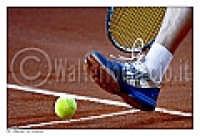 Caltanissetta: Tennis Club Villa Amedeo Caltanissetta. Torneo Internazionale di Tennis Citta' di Caltanissetta FUTURE Xa edizione - 08/16 Marzo 2008, Foto Walter Lo Cascio   - Caltanissetta (1408 clic)