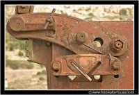 Agira: A tronchisa. Attrezzo dei carpentieri utilizzato per tagliare i tondini di ferro.  - Agira (4340 clic)