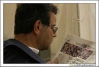 Cerda: Sagra del Carciofo 25 Aprile 2005. Lettura del quotidiano.  - Cerda (2950 clic)