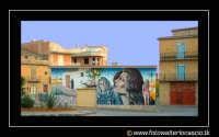 Delia: Murales dentro il paese.  - Delia (5436 clic)
