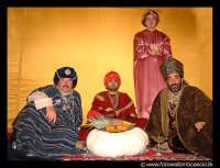 Agira: IL PRESEPE VIVENTE. I tre re magi.  - Agira (14254 clic)