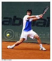 Caltanissetta: Tennis Club Villa Amedeo Caltanissetta. Torneo Internazionale di Tennis Citta' di Caltanissetta FUTURE Xa edizione - 08/16 Marzo 2008, Foto Walter Lo Cascio   - Caltanissetta (1431 clic)