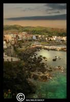 Acicastello. Il panorama dal castello. www.walterlocascio.it Walter Lo Cascio  - Aci castello (1704 clic)