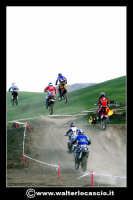 San Cataldo Nuovo crossodromo, sito in Contrada Mimiani vicino alla Stazione Ferroviaria. Motocross, motociclette, acrobazie in motocicletta, moto cross. Domanica 16 Marzo 2008.  - San cataldo (2095 clic)